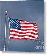 The United States Of America Metal Print by Benjamin Reed