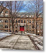 The University Of Wisconsin Education Building Metal Print