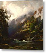 The Upper Nepean  Metal Print