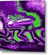 The Urge For Mutual Happiness Metal Print
