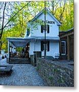 The Valley Green Inn On Forbidden Drive Metal Print