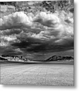 The Valley Of Shadows Metal Print