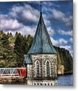 The Valve Tower Metal Print
