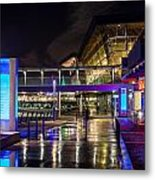 The Vancouver Convention Centre Metal Print