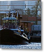 The Vicki M. Mcallister Metal Print