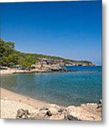 The View From Ancient Phaselis. Metal Print