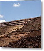 The View Hotel - Monument Valley - Arizona Metal Print
