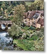 The Village Metal Print by Olivier Le Queinec