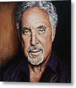 The Voice Metal Print by Andrew Read
