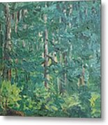 The Vosges Forest Metal Print