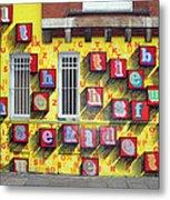 The Wall Metal Print by Stephen Norris