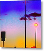 The Wanderer Metal Print
