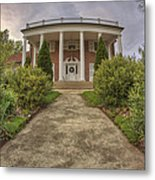 The Ward Mansion - Conway - Arkansas Metal Print