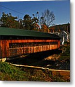 The Ware Bridge Metal Print