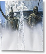 The Warriors Metal Print