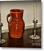The Water Pitcher Metal Print