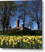 The Water Tower Metal Print