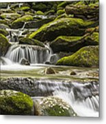 The Water Will Metal Print