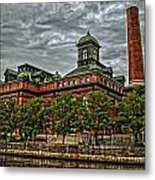 The Water Works Metal Print by Wayne Gill