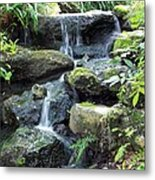 The Waters Shall Spring Forth From The Ground Metal Print