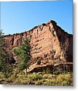 The Wedge Canyon Dechelly Metal Print