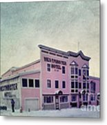 The Westminster Hotel Aka The Pit Metal Print