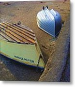 The Wexford Cheddar Metal Print