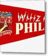 The Whiz Kids Metal Print