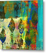 The Wild Ones Metal Print
