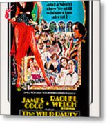 The Wild Party, Us Poster Art, Raquel Metal Print