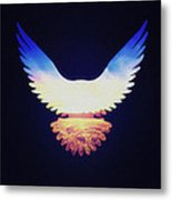 The Wild Wings Metal Print
