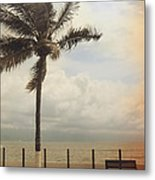 The Wind In My Hair Metal Print by Laurie Search