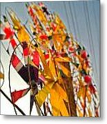 The Windfans Metal Print