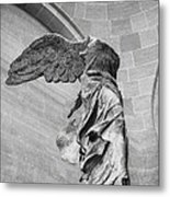 The Winged Victory Metal Print by Patricia Hofmeester