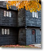 The Witch House Metal Print