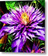 The Witch Queen Of New Orleans  Metal Print