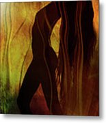 The Witches Dance... Metal Print