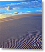 The Wonder Of New Mexico Metal Print by Bob Christopher