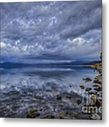 The World Beyond Ours Metal Print
