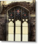 The Worlds Window Metal Print