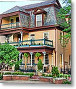 The Worthington Inn Metal Print