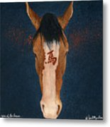 The Year Of The Horse... Metal Print