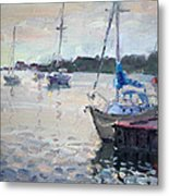 The Youngstown Yachts Metal Print