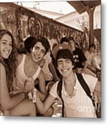The Youth Of Esporles Metal Print
