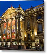 Theatre Royal Metal Print