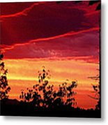 Thee Sunset Of Summer 2014 Metal Print