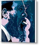 Thelonious Monk Metal Print