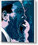 Thelonius Monk Metal Print