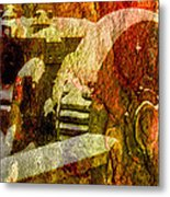 Then Now And Forever Metal Print
