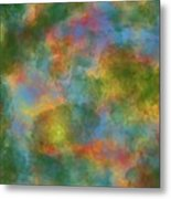 There Are All Types Of Clouds Metal Print
